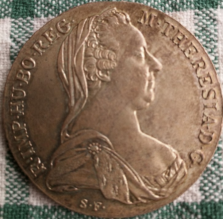 Talleri 1780 monete estere numismatica for Siti di collezionismo