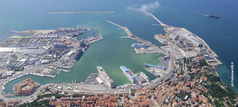 Porto di Ancona , visto dall' alto.png