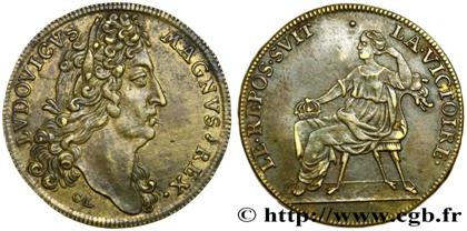 """Jeton Louis XIV """"LE REPOS SVIT LA VICTOIRE"""" ... Image.png.020022ef5bb85a4839c1a06d631d1aa1"""