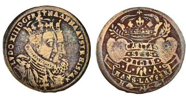 Mauvais état, Louis XIV et Anna. Louis-xiii-anne-autriche-z801202.jpg.7eb28847ea13663b5d5415558184ec8a