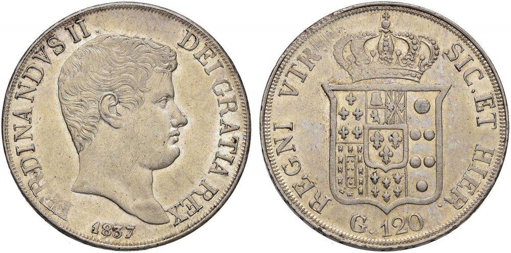 1837 Piastra testa diversa ventuta Nomisma 53 a 1800 piu diritti.jpg