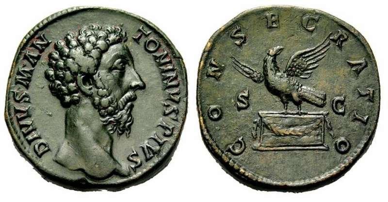 Marco Aurelio , CONSECRATIO.jpg