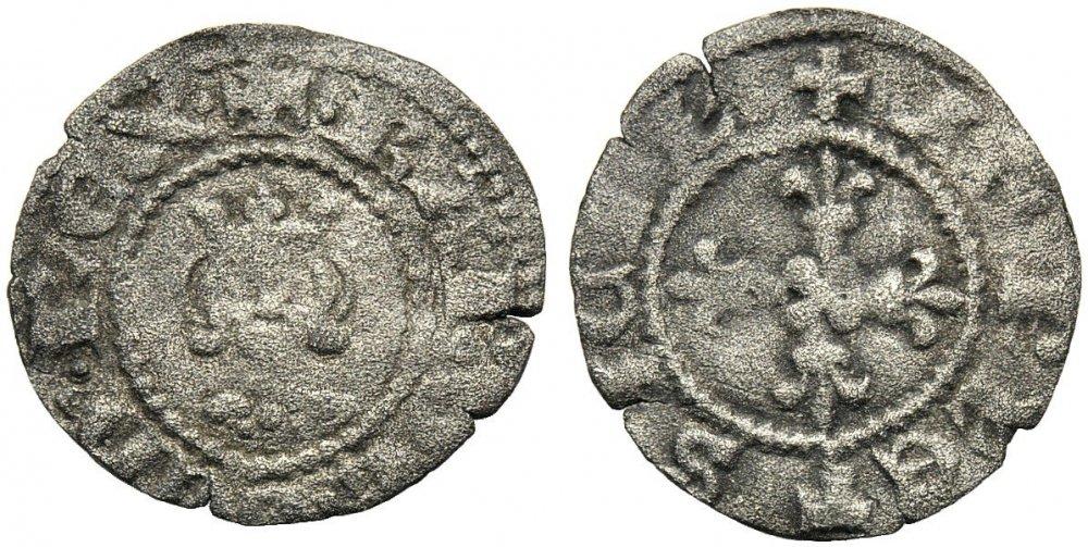 Carlo II d'Angiò mezzo Denaro regale Bertolami E Auction 31 lotto 720.jpg
