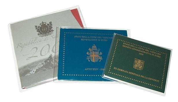 Vendo collezione (Monaco Vaticano Andorra San Marino ecc.)