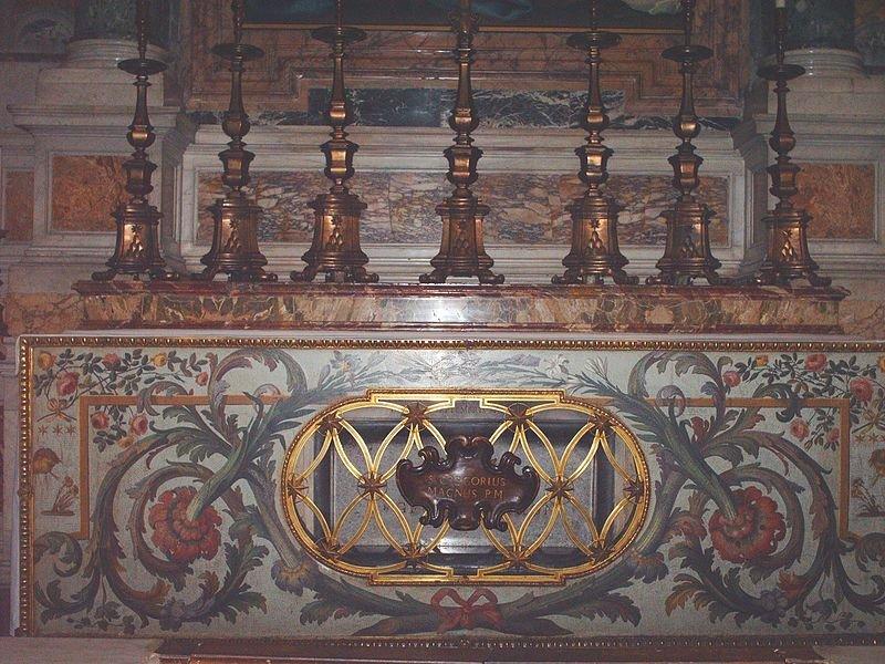 Tomba di Papa Gregorio Magno.jpg