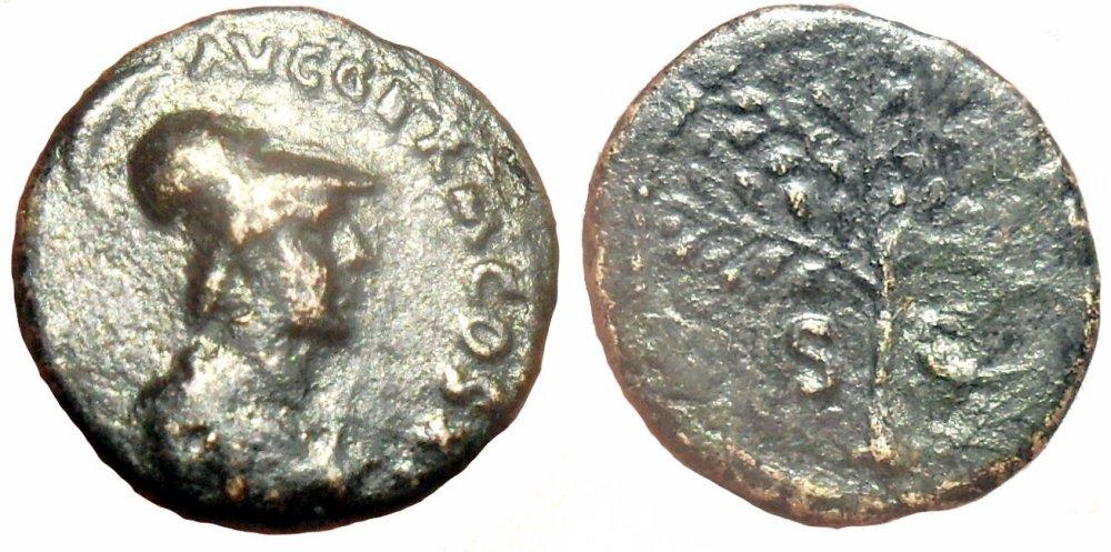 Domitian Quadrans 85AD.jpg