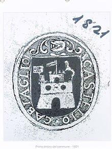 sigillo comunità di Cabiagli 1821.jpg