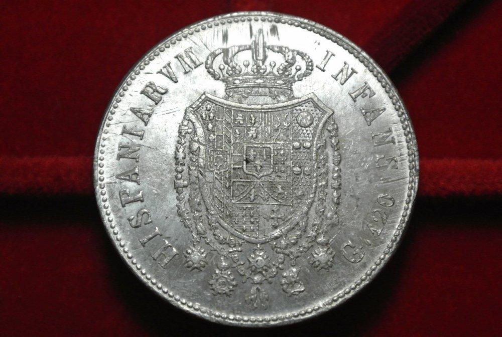 1818 Napoli Piastra Ferd. I R.JPG
