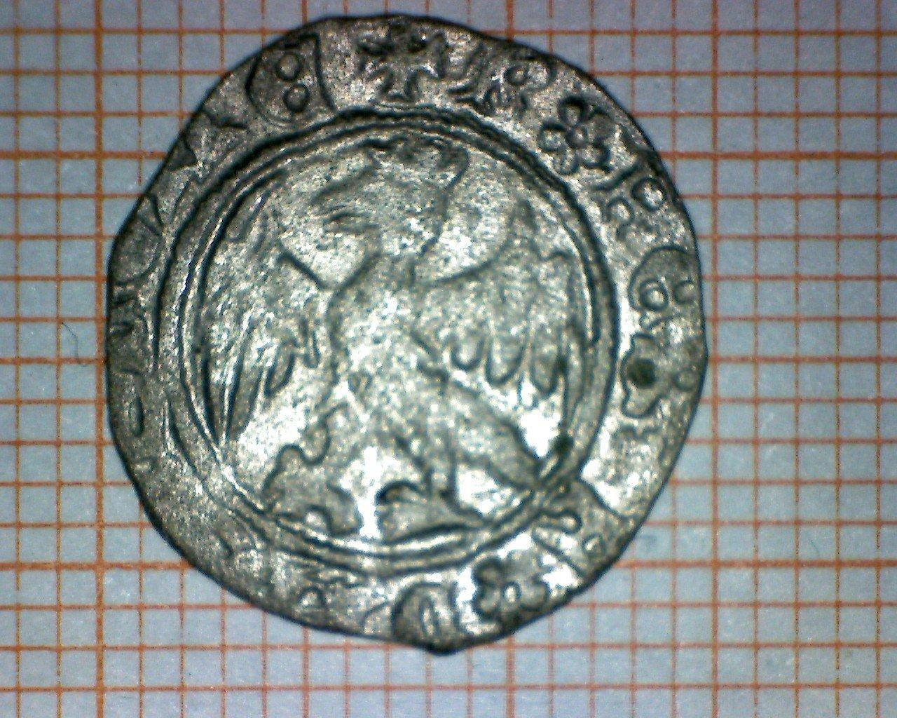 Mezza Petachina Carlo VI