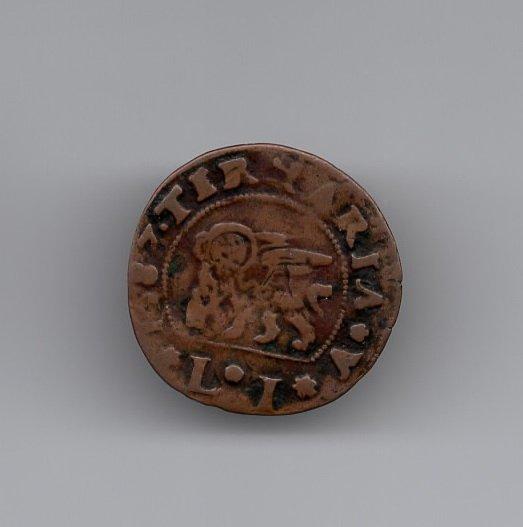 1587 год - маслянный жетон - Венеция а.JPG