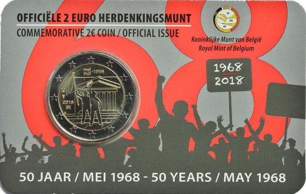 2 Euro Commemorativi 2018 Riepilogo Emissioni Monete A