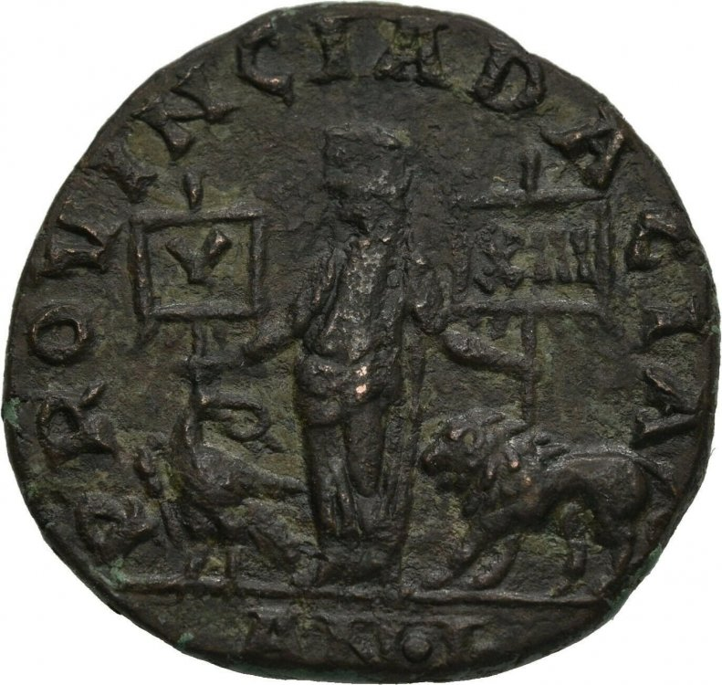 Philippus  II rov replica lanz.jpg