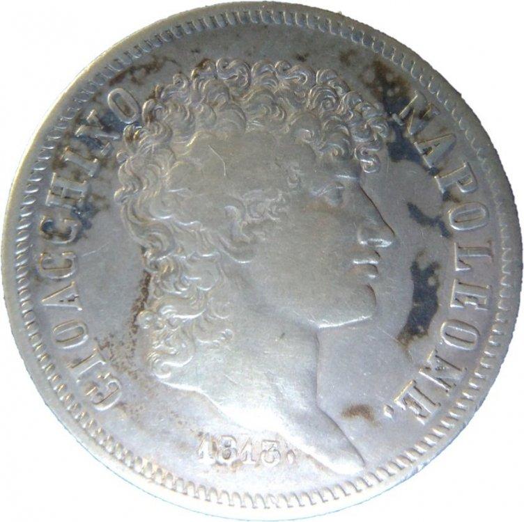 5 lire Murat 1813 D33.jpg