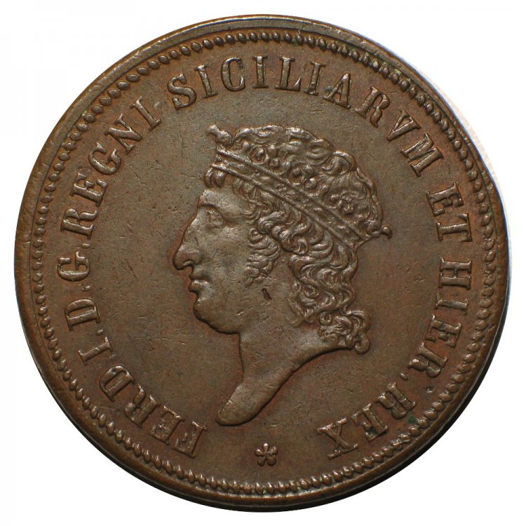 10 Tornesi 1819 Ferdinando I - dritto-forum.jpg