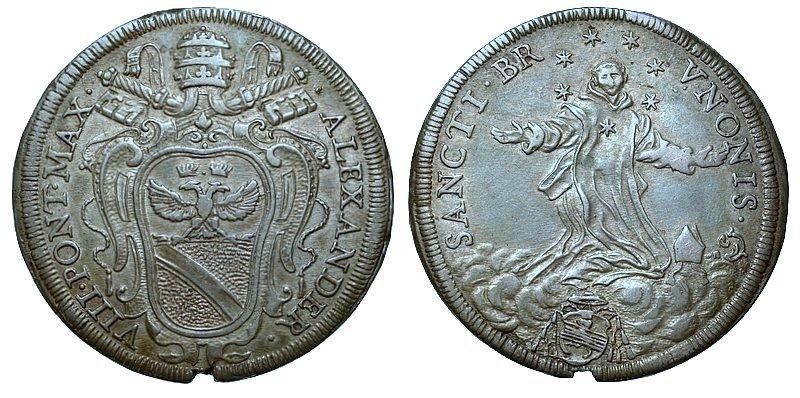 Testone Alessandro VIII 1690 Crippa_3 .jpg