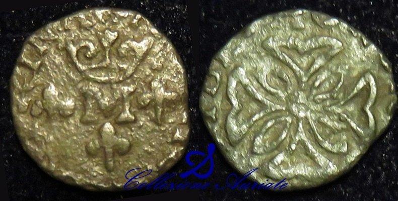 N18 - Principato di Orange - Frederick Henry - Imitazione del Liard di Dombes -1625-1647 - Zecca di Orange - Rame - Torino (TO) - PA 5,00.jpg