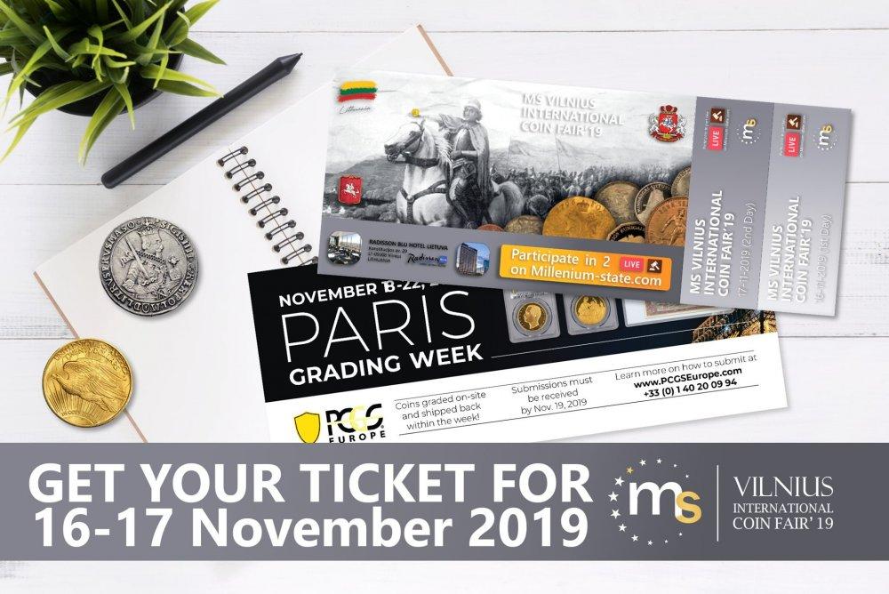 Vilnius International Coin Fair 16 - 17 th November 2019.jpg