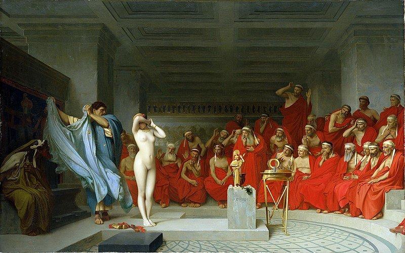 800px-Jean-Léon_Gérôme,_Phryne_revealed_before_the_Areopagus_(1861)_-_01.jpg