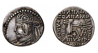 monete partiche arsacidi