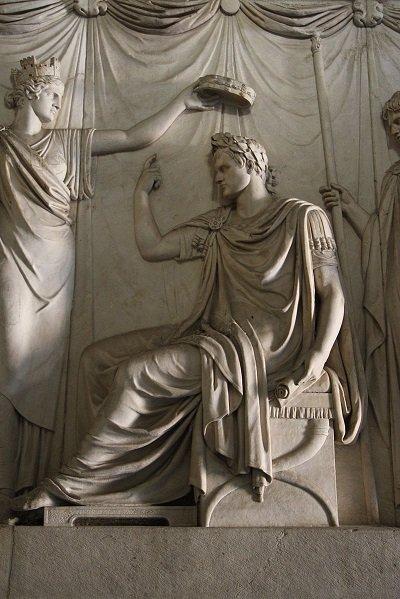 800px-5246_-_Palazzo_di_Brera_(Milano)_-_Gaetano_Monti_-_Dettaglio_da_-_Napoleone_re_d'Italia_(1807)_-_Foto_Giovanni_Dall'Orto,_1-Oct-2011.jpg