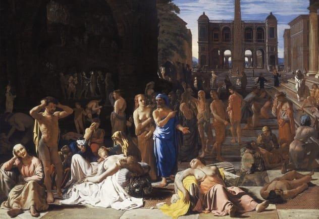 Epidemia di Atene , 430 a.C..jpg