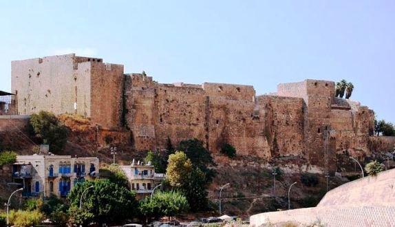 207 cittadella di Raimondo a Tripoli.jpg