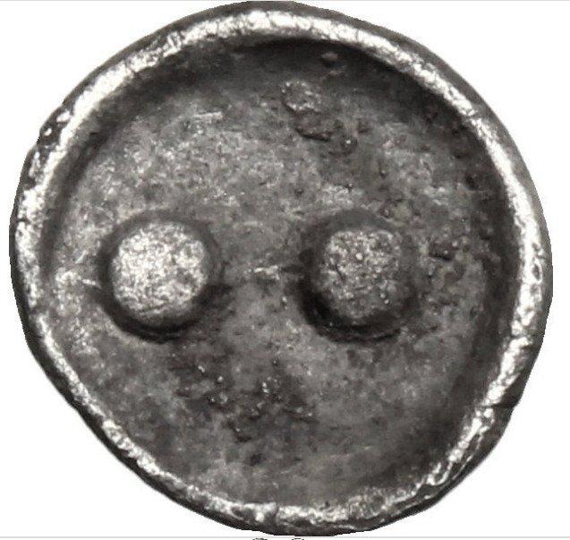 Movavi ScreenShot 003 - Lot 77 - Sicily. Syracuse. Deinomenid Tyranny (485-466 BC). - Artemi_ - www.artemideaste.com.jpg