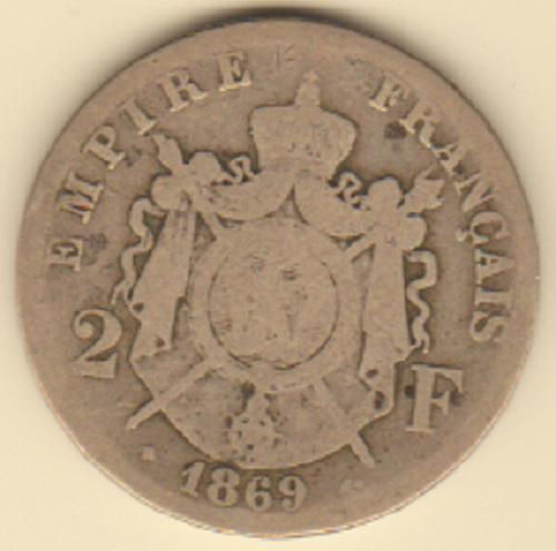 2 franchi Napoleone III 1869.PNG