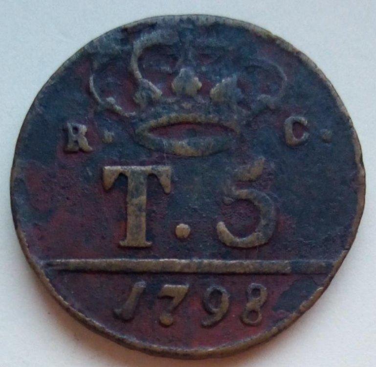 Ferdinando IV di Borbone - 5 Tornesi 1798 30 mm 4b.jpg