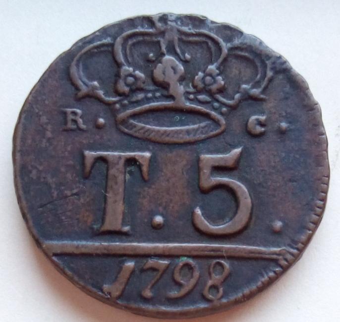 Ferdinando IV di Borbone - 5 Tornesi 1798 b.jpg