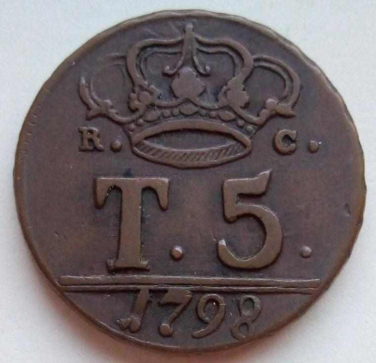 Ferdinando IV di Borbone - 5 Tornesi 1798 senza P 1b.jpg