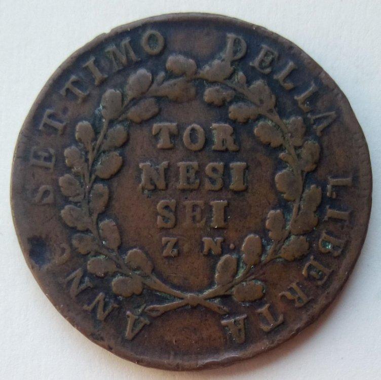Repubblica Napoletana - 6 Tornesi 1799 Z.N. 1b.jpg