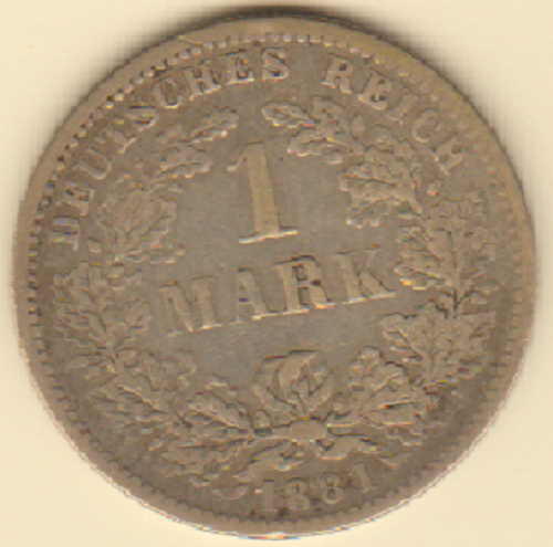 1 marco 1881 Germania.PNG