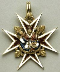 Croce dell'Insigne Reale Ordine di San Gennaro