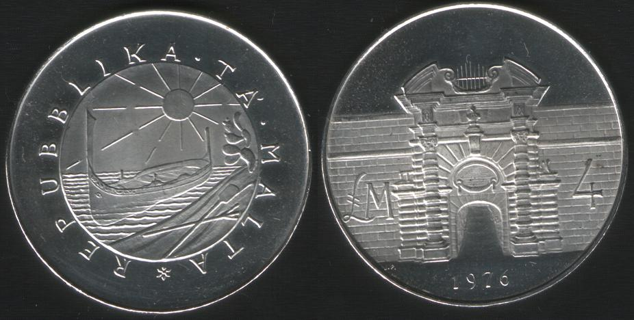 4 Pounds 1976