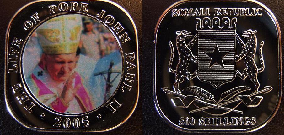 500 Shillings - 2005
