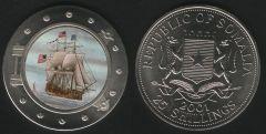 25 Shillings - 2001 - Ranger