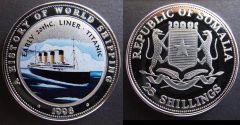 25 Shillings - Titanic