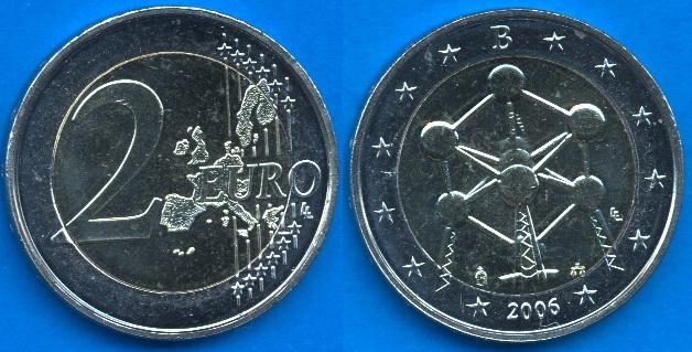 2 Euro commemorativa 2006