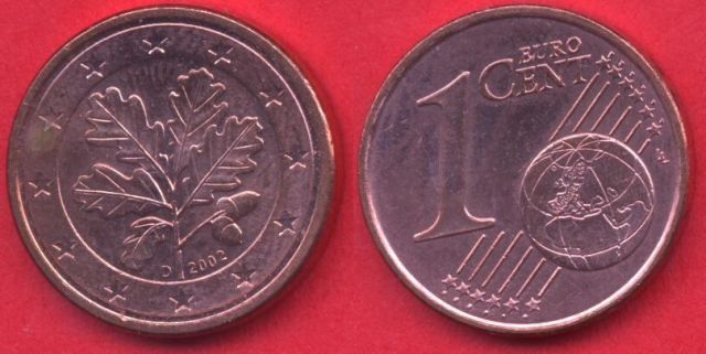 Germania 1 cent