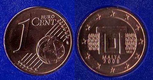 Malta 1 cent 2008 - ....