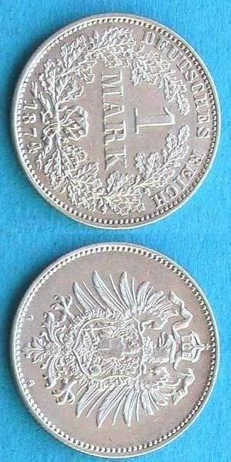 1 Marco Impero 1873 - 1887