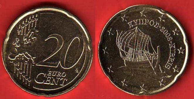 Cipro 10 cent 2008 - ....