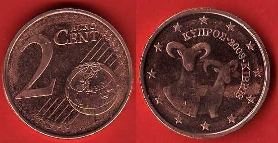 Cipro 2 cent 2008 - ....