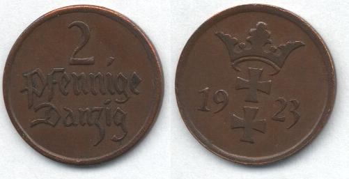 2 pfennig 1932