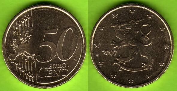 Finlandia 50 cent 2007 - ....