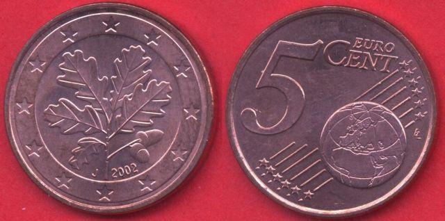 Germania 5 cent