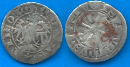 """Sigismondo """"il ricco"""" (1439-1460) Kreutzer"""