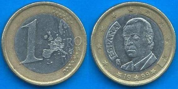 Spagna 1 Euro
