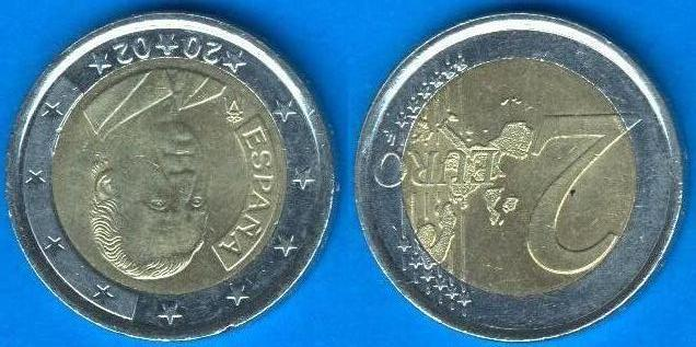 Spagna 2 Euro